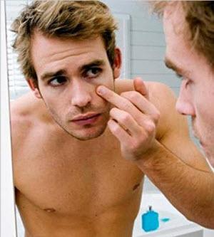 болезни которым сопутствует появление темных кругов под глазами у мужчин