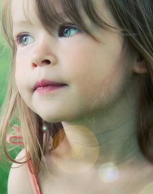 профилактика появления синяков под глазами у детей