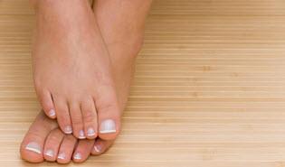 мозоль между пальцами ног лечение