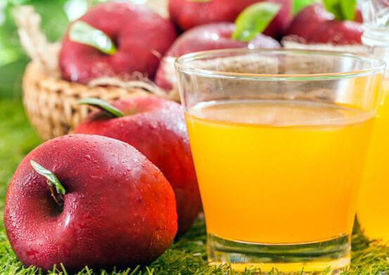 Яблочный уксус для лица против морщин