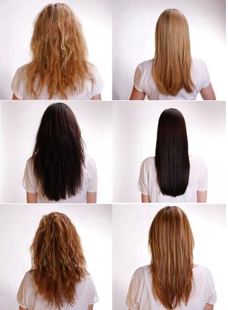 Правильный подход к выбору средств для кератинового восстановления волос.